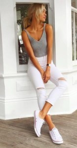 Ornella Nelly - Theladybug's Beauty - Converse 2016 - Abbinare Converse All Star - Idee Outfit - Fashion & Style Blogger