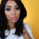 ornella nelly, nelly pure, ombretti trio, extreme makeup, makeup blu elettrico, makeup tutorial, extreme makeup, makeup blogger, beauty blogger, beauty guru, blogger italiana, nelly blogger